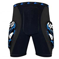 Pantalon Courts Enfant Ufo Atrax Noir Bleu