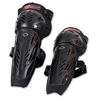 Ufo Limited Knee Guards Black