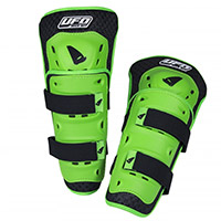 Ufo Plutonic Knee Guards Green