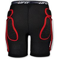 Ufo Short Pants Rot - 3