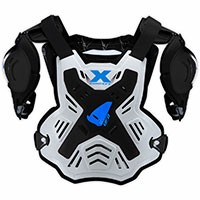 Ufo X-concept Chest Protector With Shoulders Black