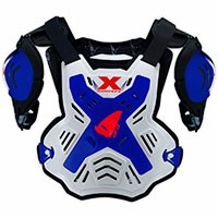 Ufo X-concept Chest Protector With Shoulders Blue