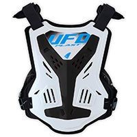 Ufo X-concept Evo Chest Protector Without Shoulders Black