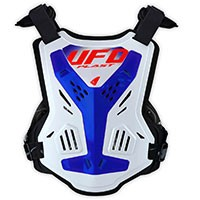 Ufo X-concept Evo Chest Protector Without Shoulders Blue