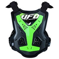 Ufo X-concept Evo Chest Protector Without Shoulders Neon Green