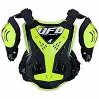 Ufo X-concept Chest Protector With Shoulders Fluo Yellow