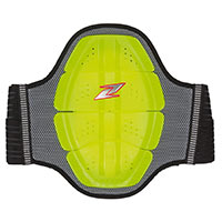 Zandona Shield Evo X3 High Visibility Fluorescent