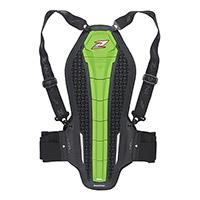 Zandona Hybrid Back Pro X7 Protection Dorsale Verte
