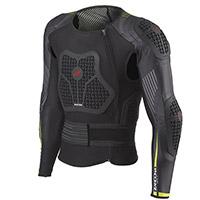 Chaqueta Zandona Netcube Jacket X6 negro
