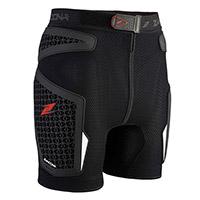 Pantalones cortos Zandona Netcube negro