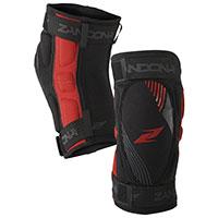 Zandona Soft Active Short Knee Guards Black