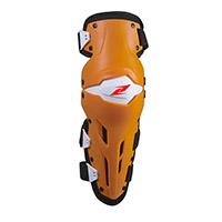 Zandona X-treme Knee Guards Orange White