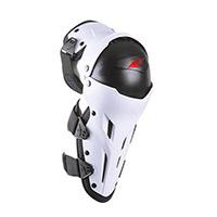 Zandona X-treme Knee Guards White Black