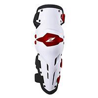 Zandona X-treme Knee Guards White Red