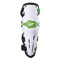 Zandona X-treme Knee Guards White Green