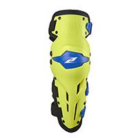Zandona X-treme Knee Guards Yellow Blue