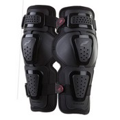 Zandona Kid Kneeguard Black Kinder