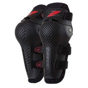 Zandona Jointed Kneeguard Nero