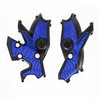 Protecciones Cuadro Acerbis X-Grip Tenere 700 azul