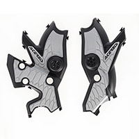 Acerbis X-grip Frame Protections Tenere 700 Grey
