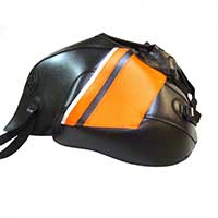 Bagster Copriserbatoio 1591 Moto Guzzi V7/v7 Racer/ V7 Special/ V7 2 Nero Giallo