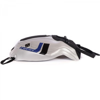 Bagster Tank Cover 1681 Yamaha Mt 07 White Blue