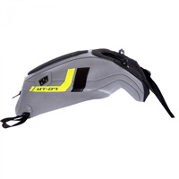 Bagster Tank Cover 1681 Yamaha Mt 07 Gray Yellow