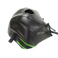 Bagster Borsa Copri Serbatoio Nero Verde Per Kawasaki Zzr 1400