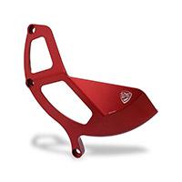 Protezione Frizione Cnc Racing Pr315 Rosso