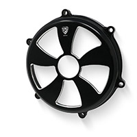 Cnc Racing Clutch Cover Panigale V4r Black