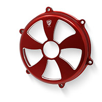 Cnc Racing Clutch Cover Panigale V4r Red