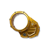 Cnc Racing Cover Clutch Ducati Gold