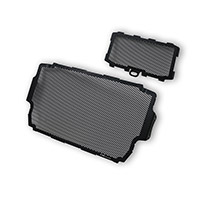 Cnc Racing Ra062b Radiator Guard Black