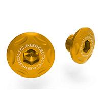Ducabike Ttf07 Mtsv4 Central Frame Caps Gold