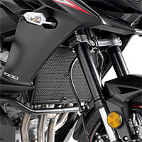 Givi Pr4120 Radiator Guard Steel Black