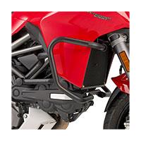 Paramotore Kappa Kn7406b Ducati Multistrada Nero