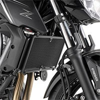 Givi Stainless Steel Pr4117 Radiator Guard Black