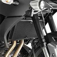 Givi Stainless Steel Radiator Guard Pr4114 Black Painted