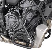 Paramotore Tubolare Givi Tn2148 Black