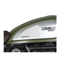 Onedesign Rubber Tank Protection Ducati Scrambler