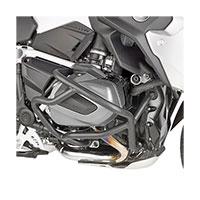 Protector Motor Kappa KN5128 Bmw R1250R negro