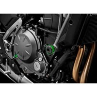 Rizoma Sport R Engine / Fairing Guards Green