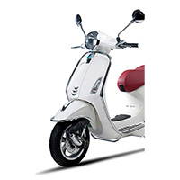 Chromed Front Protection Bars Vespa