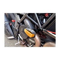 Ducabike Protection Frame Ducati Diavel Gold