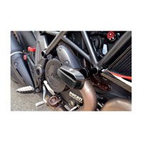 Ducabike Protection Frame Ducati Diavel Black