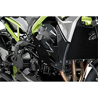 Spoiler Puig Downforce Naked Z900 2020 Nero