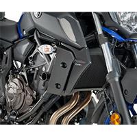 Protectores de radiador Puig 9730J Yamaha MT07 negro