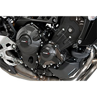 Puig 20128n Engine Carter Cover Yamaha Mt09 Black