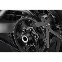 Kit Coprimozzo Rizoma Ducati Zdm094 Nero