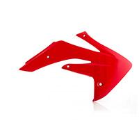 Spoiler Radiatore Acerbis Honda Crf 150r Rosso